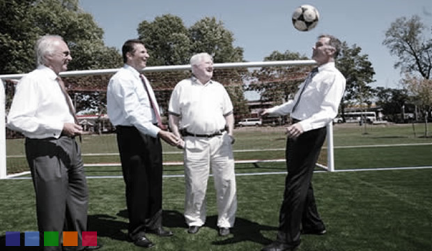 Liga Fútbol 7 Inter Empresas