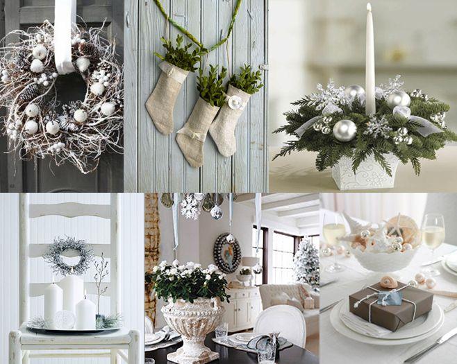 An amazing sample of decoration, more in http://www.inout-home.hu/blog/inspiracio/karacsonyi-dekoracio-feherben/