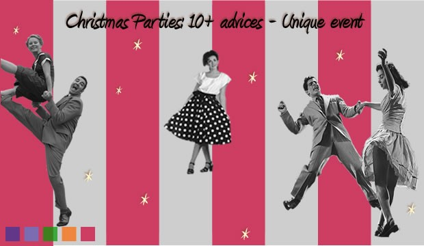 Corporate Christmas Parties: 10+ advices to organise a unique event