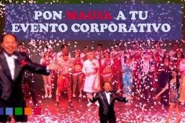 Pon magia a tu evento corporativo