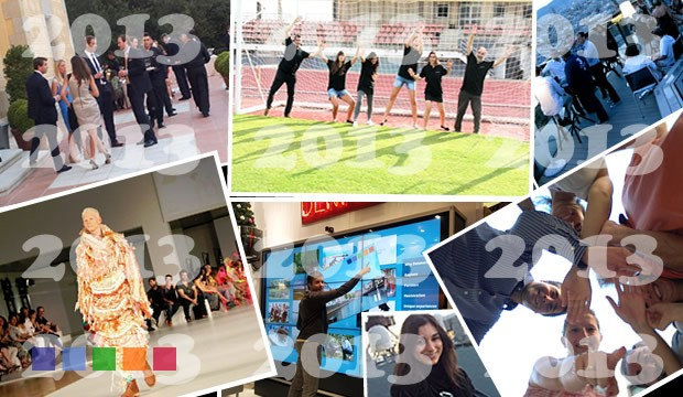 What has been 2013 for Evento Empresa BCN?