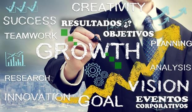 ¿Mejorará los resultados de mi empresa un evento corporativo?