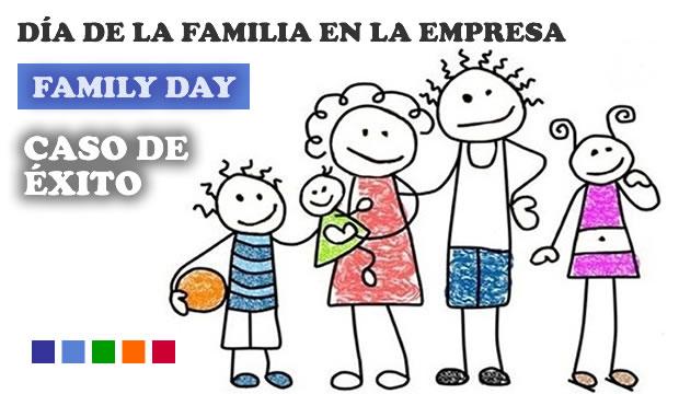 Día de la família o Family Day en la Empresa.