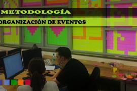 Nuestra metodología para organizar un evento