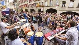 Bern-Jazz-Street-Performers-Daytime