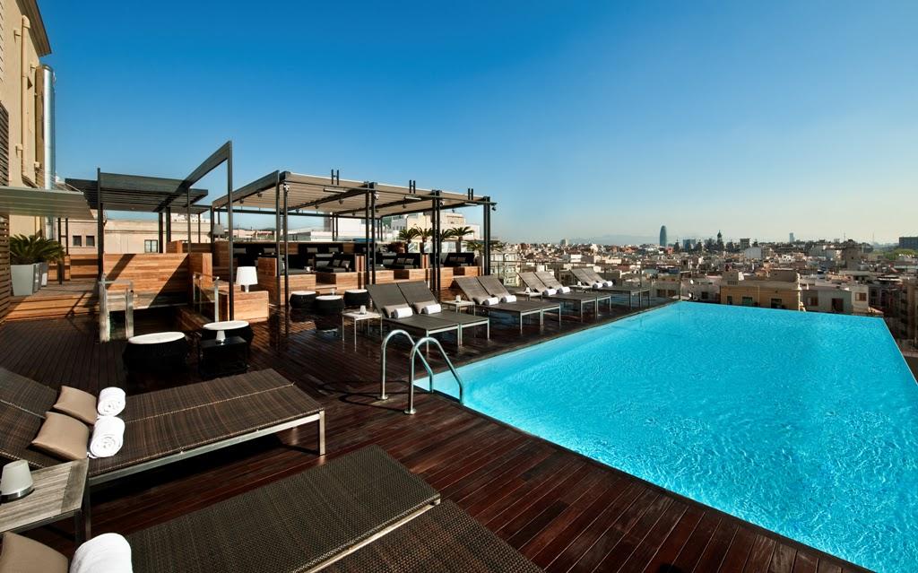 Las 10 terrazas m s magn ficas de barcelona evento - Terrazas de barcelona ...