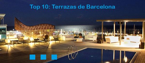 Las 10 Terrazas Más Magníficas De Barcelona Evento Empresa Bcn