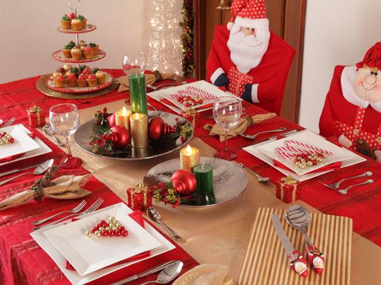 mesas de navidad decoradas si se desean hacer juegos para amenizar la velada se puede optar por el intercambio de regalos como el amigo invisible se puede