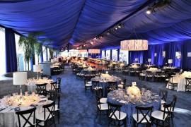 10 Ideas de Decoración en Azul para Eventos