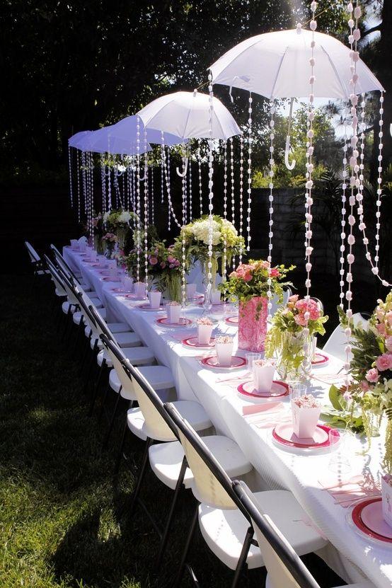 Decoraciones primavera-verano para tu evento