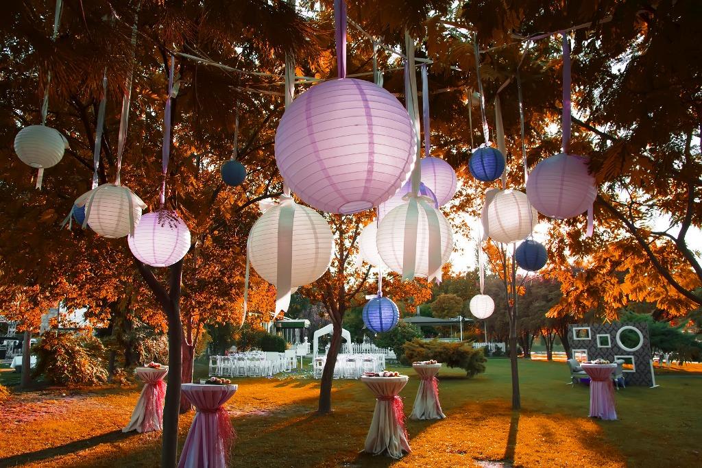 fiesta jardin
