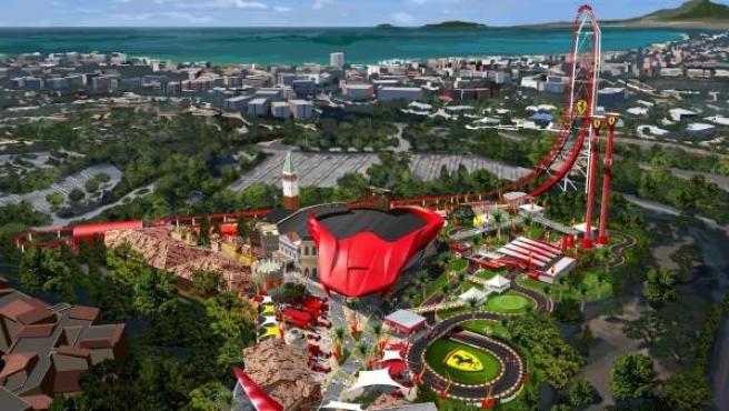 Ferrari Land, el espacio para tu evento