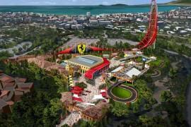 Ferrari Land un lugar fantástico para eventos de empresa