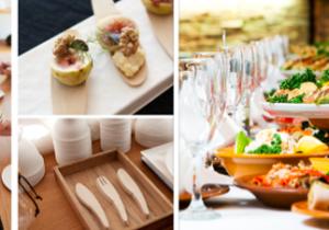 La importancia de escoger un catering sostenible