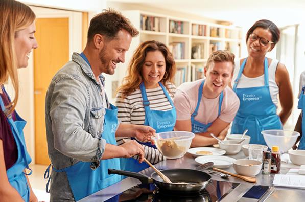 Empresas de organizacion de eventos en Barcelona - Masterchef y Cooking