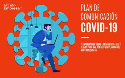 Plan de comunicación COVID-19