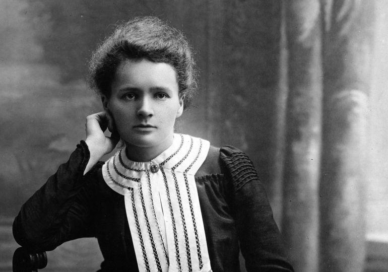 Marie Curie -12 imágenes de mujeres que han marcado la historia