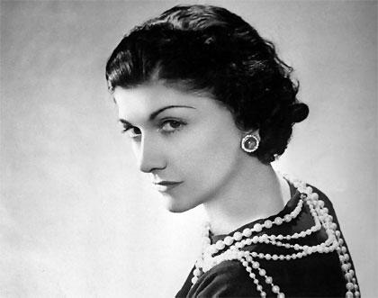 Coco Chanel -12 imágenes de mujeres que han marcado la historia